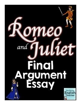 romeo and juliet essay topics love   buy original essays online