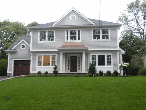 Best 25 center hall colonial ideas on pinterest for Colonial house exterior renovation ideas