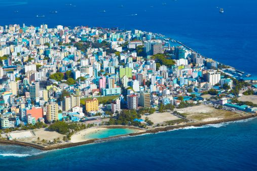Can You Name the 10 Smallest Countries in the World?: The World's 10th Smallest Country - Maldives
