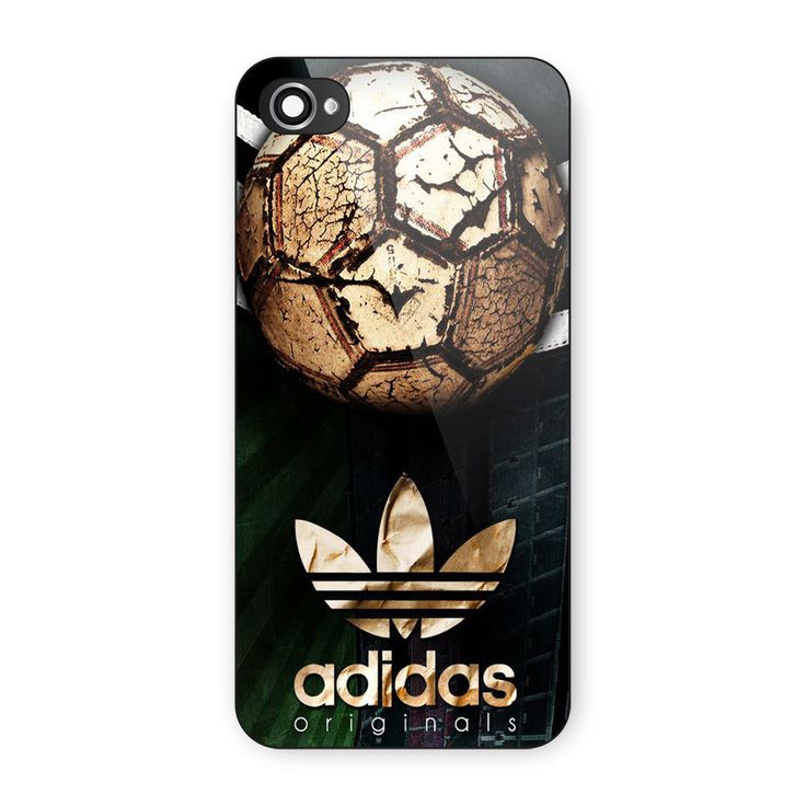 Limited Edition Latest Adidas Logo Vintage Football Hard Case for iPhone 7 Plus #UnbrandedGeneric