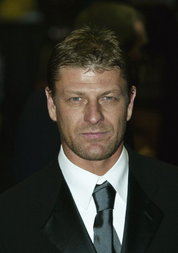 The Confusing Evolution of Sean Bean's Mullet.