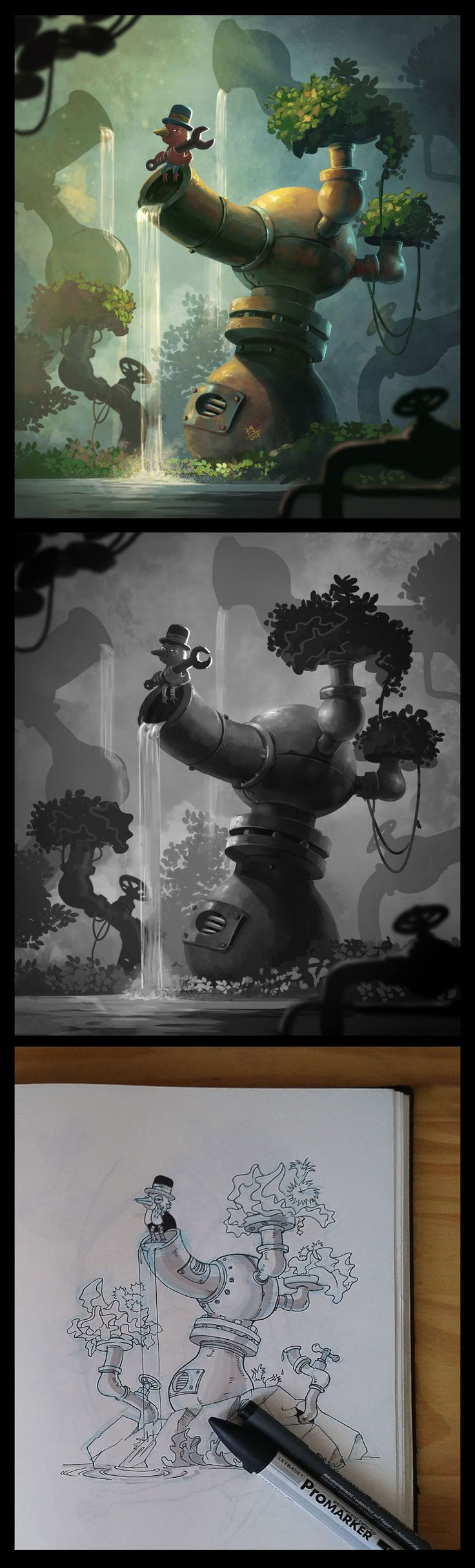 The cloud appreciation club fimfiction - Guardian Of The Sewers On Behance