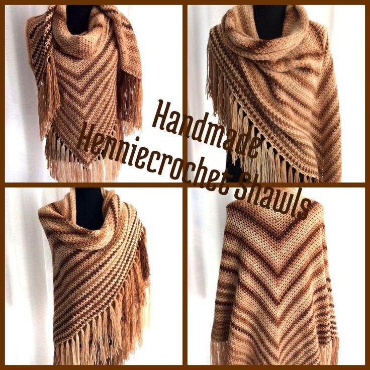 Een persoonlijke favoriet uit mijn Etsy shop https://www.etsy.com/nl/listing/545695978/vintage-gehaakte-omslagdoek-sjaal-boho