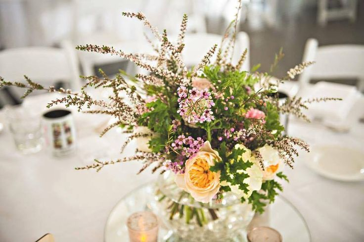 Mercure Townsville - Plantation Deck - Wedding Reception - Flowers - Perfectly Styled - Rustic - Romantic  Photo Credit: Vicki Miller Photography Styling: Wedding Works & Blue Events  Flowers: Townsville Flower Market