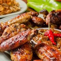 Kippenvleugeltjes Gestoofd In Een Pittige Saus recept | Smulweb.nl