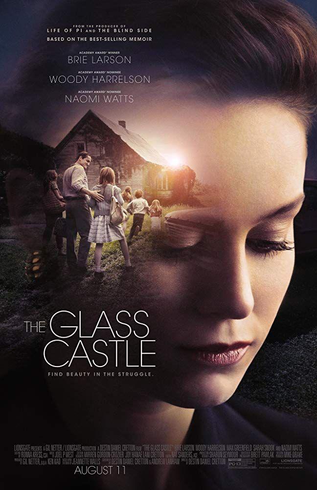Woody Harrelson And Brie Larson In The Glass Castle 2017 Peliculas De Drama Peliculas De Disney Poster De Peliculas