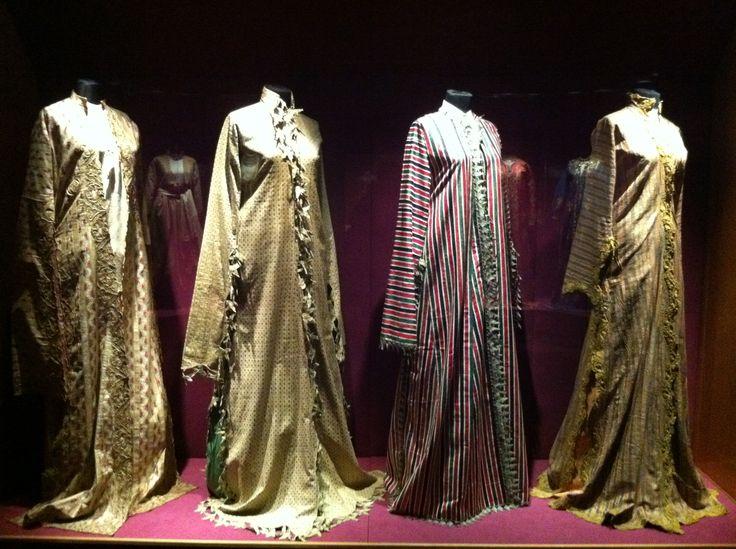 #Ottoman women's costumes, Sadberk Hanim museum, #Istanbul. photo by @Anastasia Leng Ashman