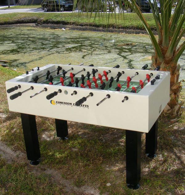 Outdoor Pool Tables By Gameroom Concepts Unlimited Outdoor Pool Table Pool Table Outdoor Pool