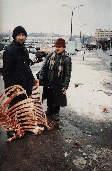 """Борис Михайлов """"История болезни"""" 1998-1999 – 51 фотография"""