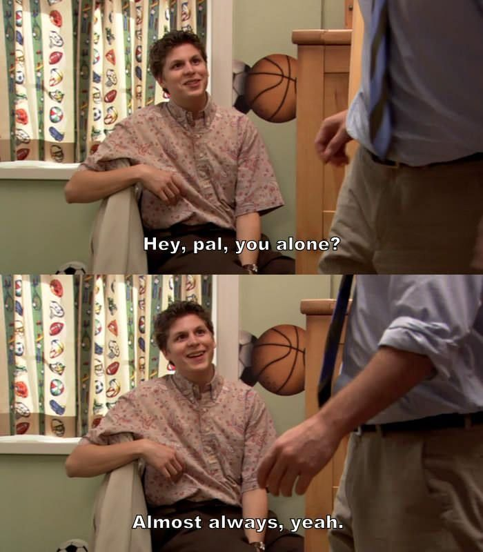 Best show ever. So excited to see the new season!' If you don't watch arrested development --DO.