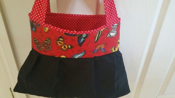 Butterflies Handmade Bag