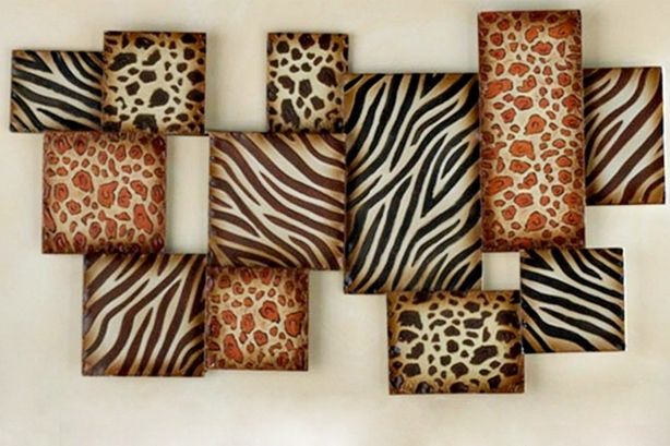 images of cheetah furnishings | Read Full Article: How to Put Animal Print for Room Decoration