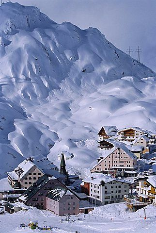St. Anton am Arlberg-St. Christoph am Arlberg, Filial- und Kaplaneikirche Hl. Christophorus