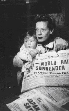 1945 Joy and Sweeney, the son she gave away, so sad. His life was tragically short.