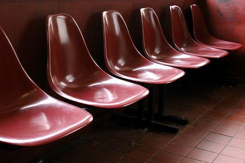 Krueger, King of Laundromat Seating « The Mid-Century Modernist