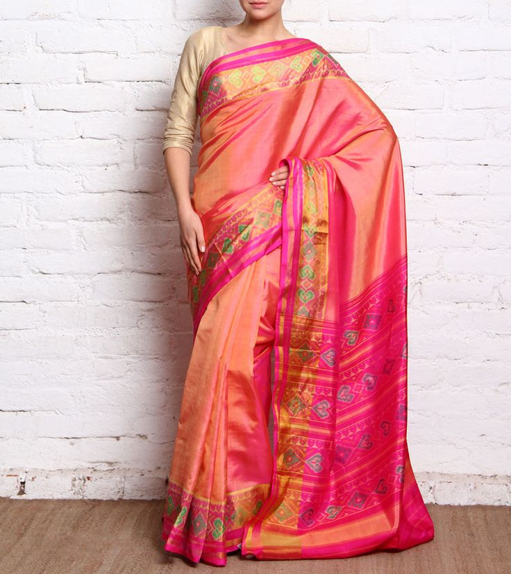 10 Patan Patola Sarees That Redefine Grace | IndianRoots Daily (Blog)