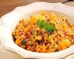 Risotto de quinoa (facile, rapide) - Une recette CuisineAZ