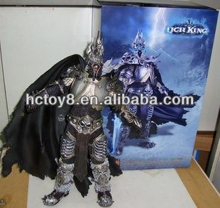 wholesale World of Warcraft (WOW) DC7 Arthas Lich King Action figure, View World of Warcraft (WOW) Arthas action figure, Big players Product Details from Lucky Toy Firm In Yuexiu District Of Guangzhou City on Alibaba.com