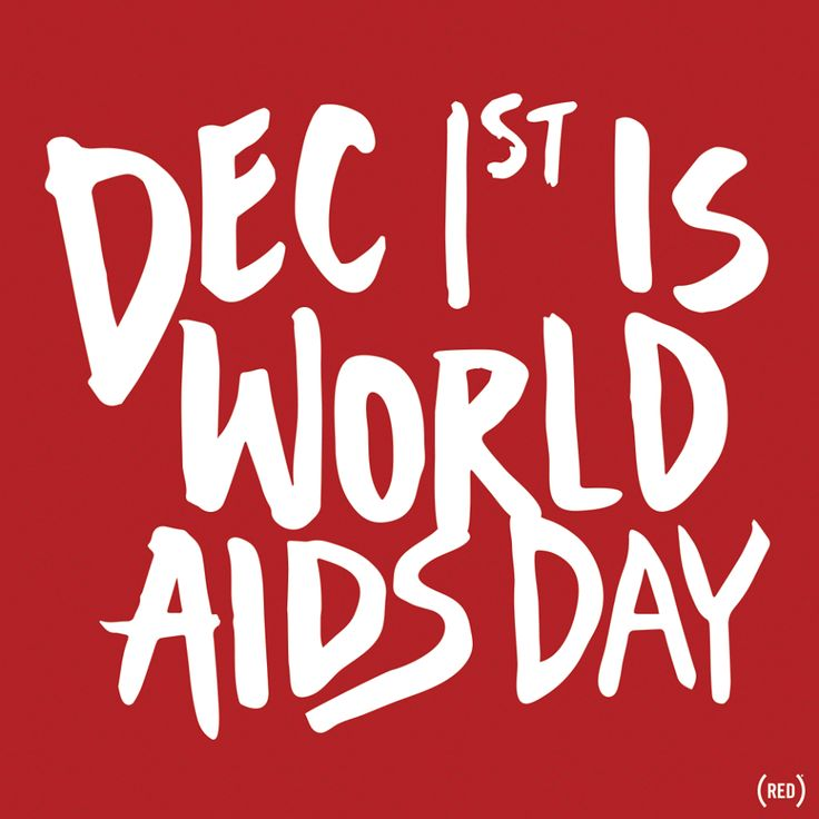 Every day 650 babies are born with HIV. Join (RED) this World AIDS Day Dec 1st & let's get that number close to 0. #letsendaids