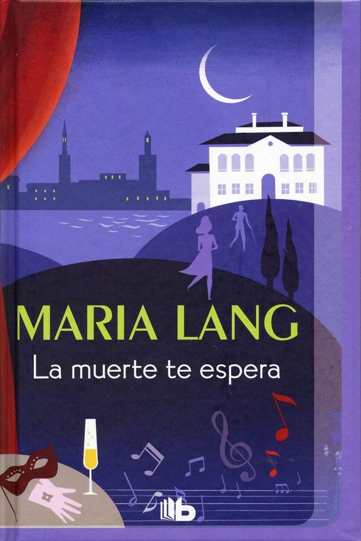 Puck Ekstedt, doctora en literatura, hija de un prestigioso profesor y casada con Einar Bure, vive en la misma ciudad rodeada por sus amigos y amigas de la burguesía adinerada. Ante el asesinato de Tove, la curiosa Puck no podrá por menos de intentar desenmascarar al asesino. María Lang  Escribió 42 novelas de misterio. Su debut en 1949 fue seguido de un nuevo libro cada año, hasta 1991.