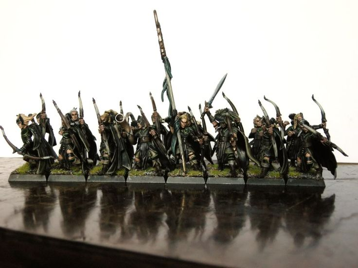 Guardians of the Shadowglades ~ Wood Elves