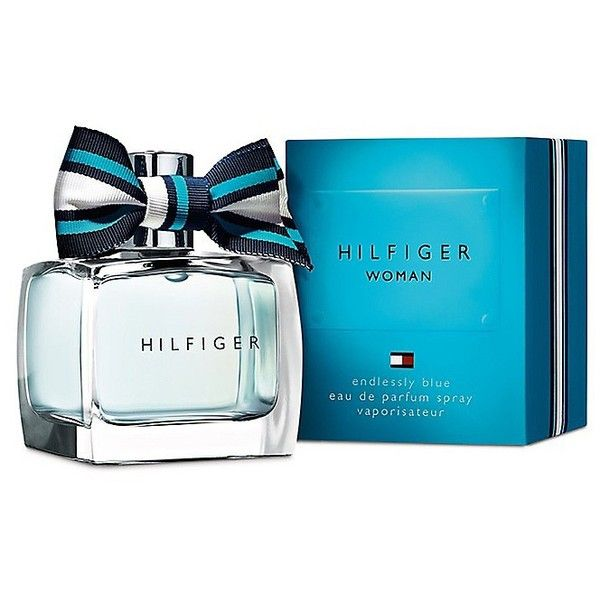 Tommy Hilfiger Endlessly Blue Eau De Parfum Spray 1.7 Oz ($49) ❤ liked on Polyvore featuring beauty products, fragrance, beauty, perfume, parfum, edp perfume, perfume fragrance, tommy hilfiger perfume, tommy hilfiger and spray perfume