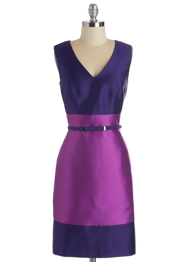 Awaiting the Evening Dress | Mod Retro Vintage Dresses | ModCloth.com