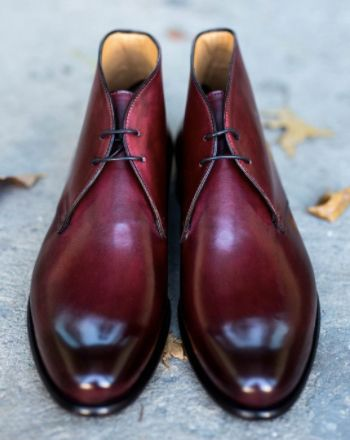 Best Men's Dress Shoe #5 – Chukka Boot #menfashion