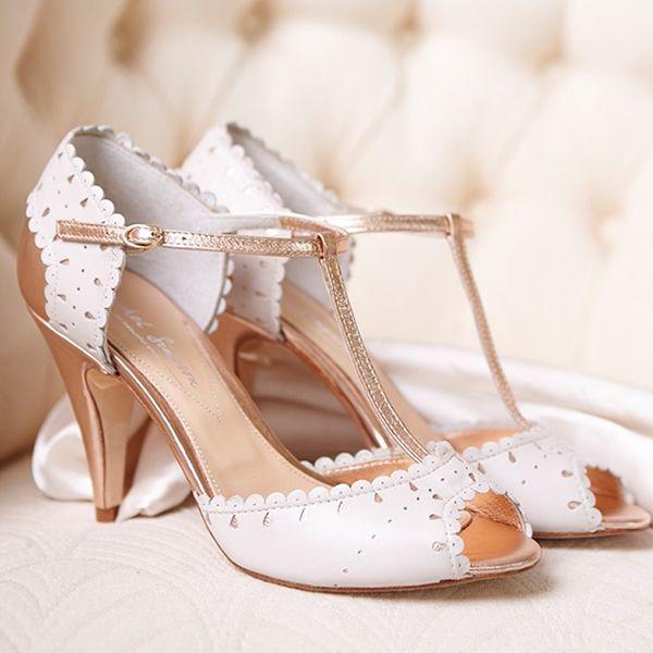 Zapatos de Novia Monique de Rachel Simpson en www.egovolo.com