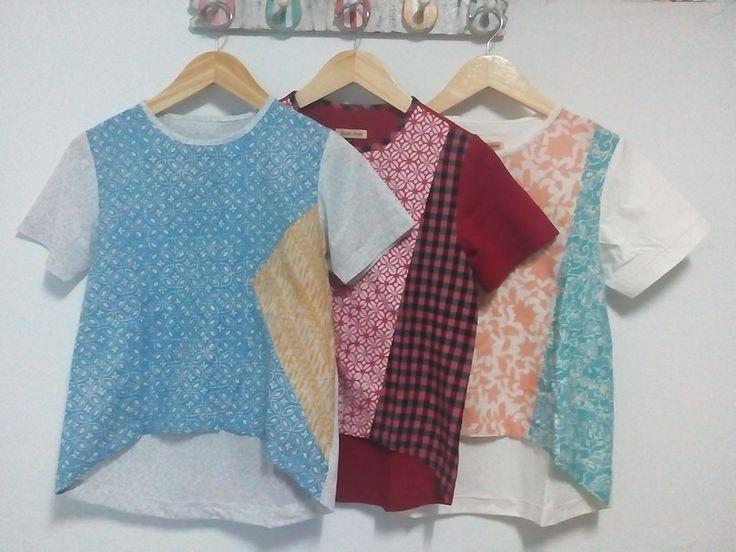 Batik casual Tshirt