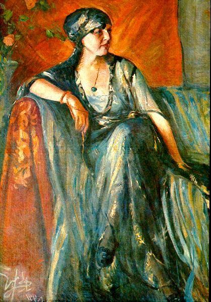 Nazlı Ecevit (1900-1985)