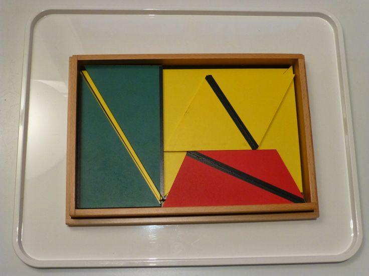 Constructive Triangles - Rectangular Box
