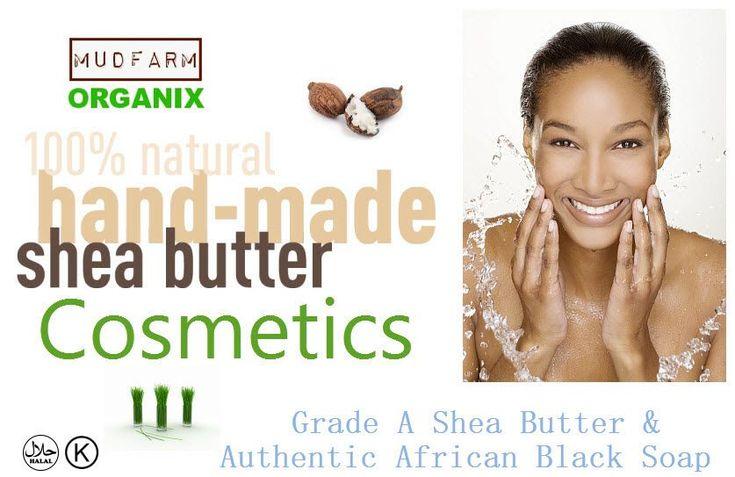 Mudfarm Organix Shea Butter