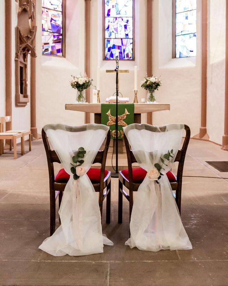 Hochzeitsdeko Kirche: 35 einfache u. geschmackvolle ...