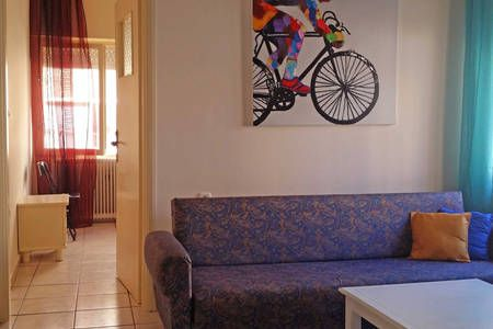 Check out this awesome listing on Airbnb: (I2)55sqm Center 2Bdrm-7m OldTown - Apartments for Rent in Chania
