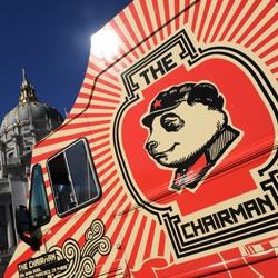 Asian food truck in SF