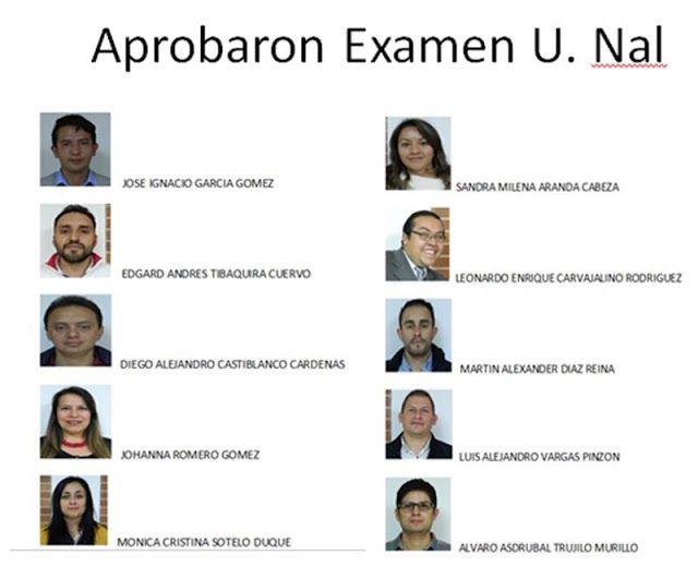 Notas de Acción: Aspirantes a Alcaldía Rafael Uribe Uribe que aprob...