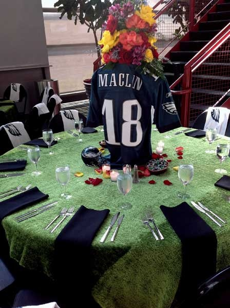 Show Your Team Pride At Next Event Eagles Special Events Lff