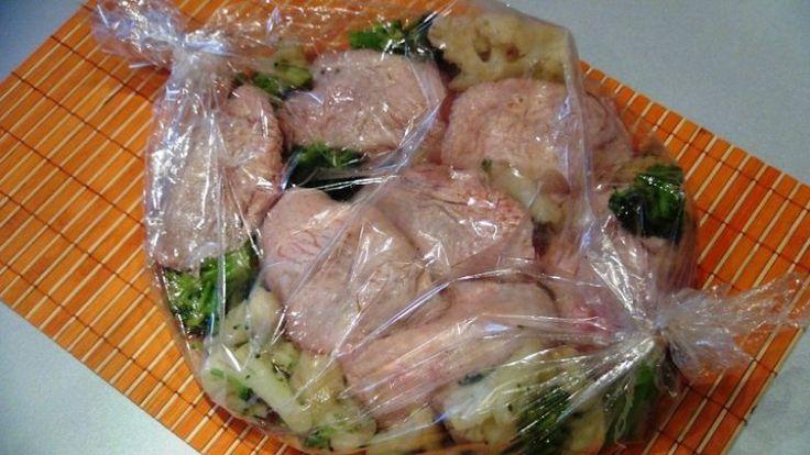 Простые блюда для запекания в рукаве / Едальня