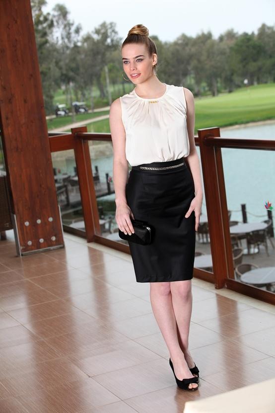 #Selen #Elbise 159,95 TL #Floor #Ayakkabı 59,95 TL #ozdilek