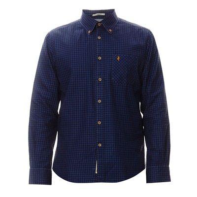 #Mcs camicia bicolore Uomo  ad Euro 127.00 in #Camicie a maniche lunghe casual #Camicie
