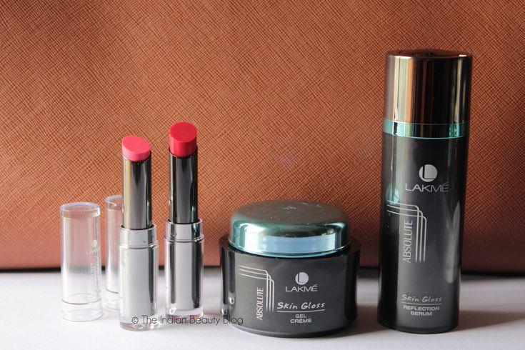 Lakme Absolute Skin Gloss range