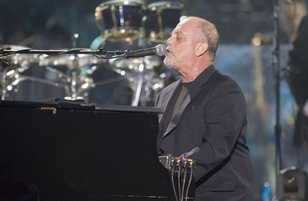 The Aug. 11 concert will be the Piano Man's sixth show at the Friendly Confines.