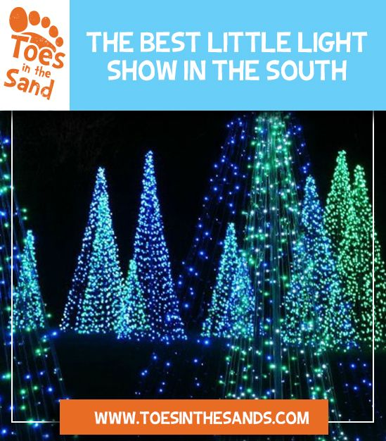 You have to see the #Christmas lights at Bellingrath to believe them ...