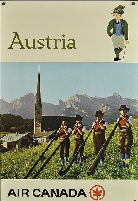 Austria - Air Canada