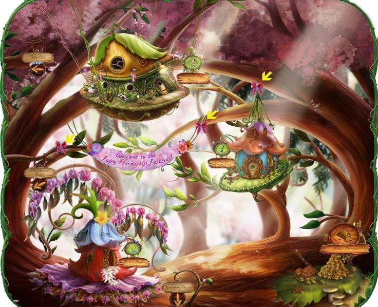 Treetop Bend (Fairy Friendship Festival)..