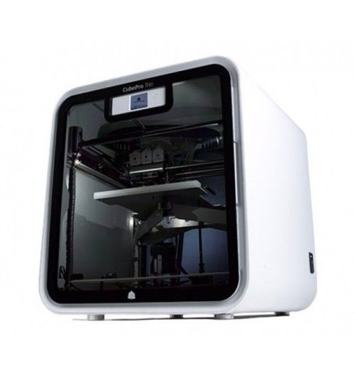 Cubify CubePro 3D Printing. Real. Pro