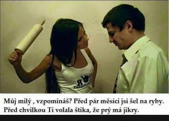 Manželský pár.... | torpeda.cz - vtipné obrázky, vtipy a videa