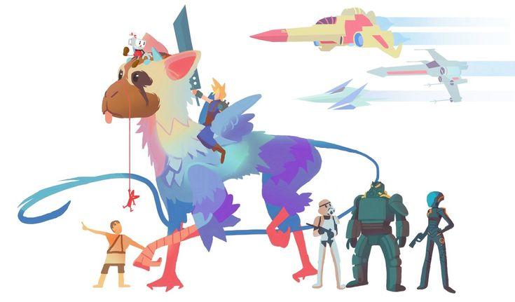 E3 2015 by Art-Calavera.deviantart.com on @DeviantArt
