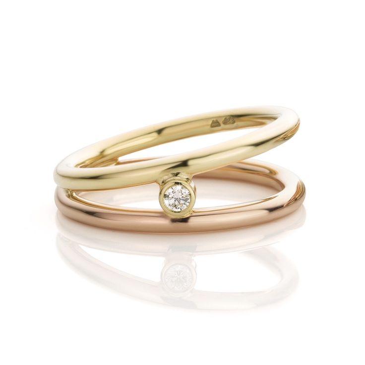 Ring & diamant